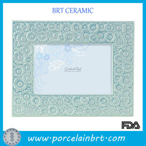Simple Light Blue Square Poster Frame pictures & photos