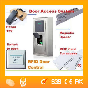Waterproof IP65 Biometric Fingerprint Reader for Access Control (HF-F30)