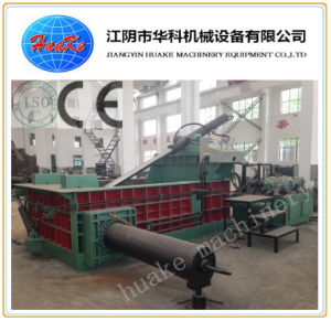Hydraulic Automatic Baler for Steel pictures & photos