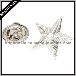 Metal Star Pin for Clothing Accessories Use or Decoration (BYH-101060) pictures & photos