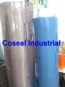 Coseal Super Clear Plastic PVC Sheet with DOP Free pictures & photos