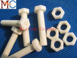 Industrial Alumina Ceramic Screw and Nut pictures & photos
