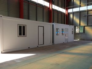 Modular Office Building with Turnkey Management pictures & photos