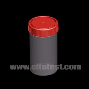 250 Ml Plastic Specimen Container with Graduation pictures & photos
