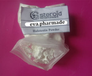 Halotestin Mass Muscle Growth Steroid Hormone Powder CAS: 76-43-7 pictures & photos