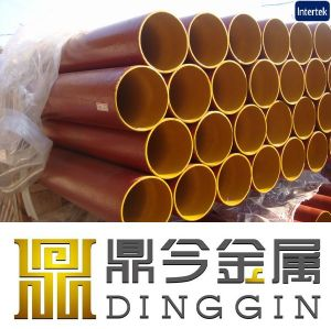 Water Drainage Cast Iron Pipe En877 pictures & photos