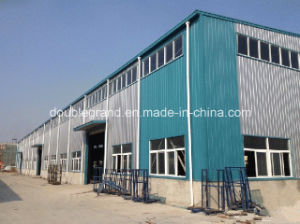 Light Steel Structure Warehouse /Factory Workshop pictures & photos