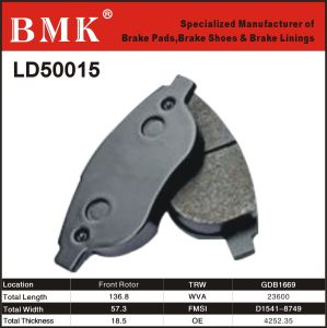 Adanced Quality Brake Pad (LD50015) pictures & photos