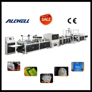 Full Automatic Tridimensional Bag Making Machine pictures & photos