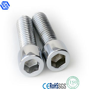 Stainless Steel Hex Flange Cap Bolt pictures & photos