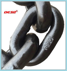 G80 Steel Welded Link Chain with Competitive Price pictures & photos