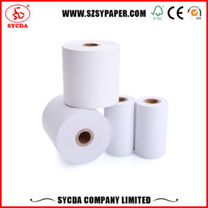 Bus Tickets Paper Thermal Cashier Paper Tilling Roll in Customized Size pictures & photos