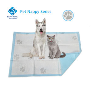 Disposable Dog Pet Training Pad Pet Baby Diaper Changing Pad Disposable Pet PEE Pad pictures & photos