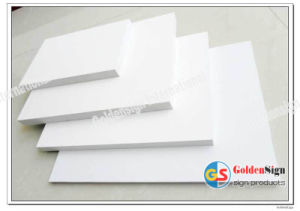 High Quality Cheap Price Kitchen Cabinets PVC Foam Board Expanded PVC Sheet pictures & photos