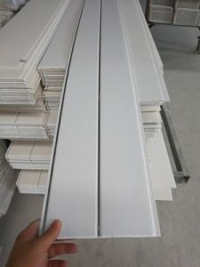 PVC Panel-PVC Ceiling Hot Stamping for Wall Decoration pictures & photos