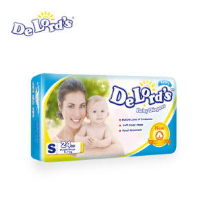 Economical Baby Diapers in Good Quality Nice Packing pictures & photos
