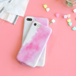 Simple Style Marble TPU Phone Case Cover for iPhone pictures & photos