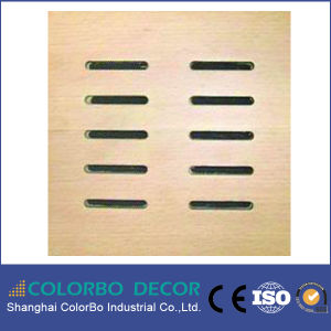 China Manufacturer Music Hall Soundproof Wooden Acoustic Panel pictures & photos