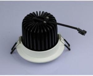 High Quality LED Reccessed Light Mini COB LED Downlight, Aluminum LED Light 9W pictures & photos