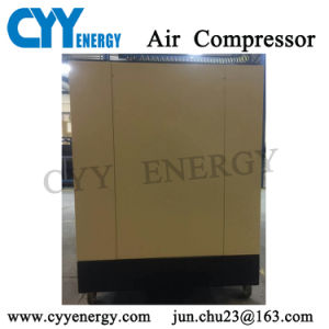 Three Rank Oil Free Lubrication Water Cooling Nitrogen Compressor pictures & photos