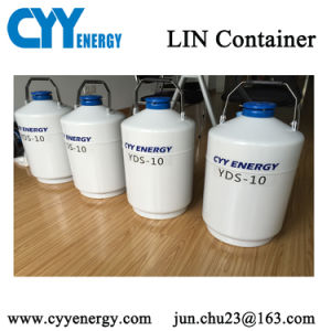 Portable Type High Quality Full Size Yds Liquid Nitrogen Containers pictures & photos