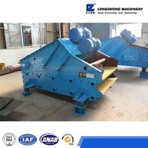 Double-Deck Tailings High Frequency Vibration Sieve pictures & photos