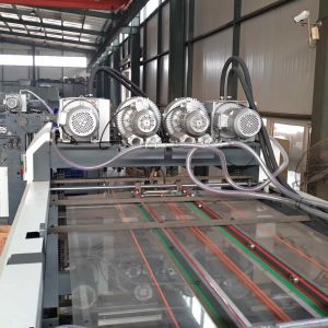 High Speed Automatic Cardboard Liminator Machine pictures & photos