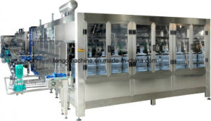 Automatic 5 Gallon 3gallon 20liter Barrel Drinking Water Bottling Filling Machine pictures & photos