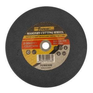 300*3*25.4mm Flat Type Stone Cut off Disc Masonry Cutting-off Wheel pictures & photos