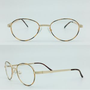Classic and Cheap Optical Metal Frames Eyewear Glasses pictures & photos