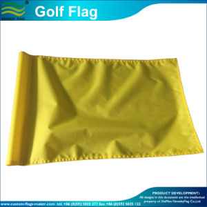 420d Nylon Different Pure Color Golf Flags (B-NF33F01012) pictures & photos