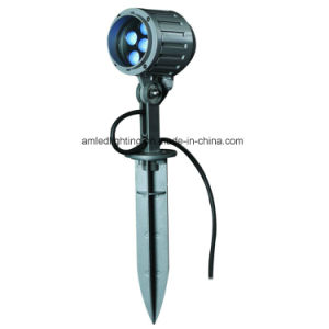 5X3w IP65 LED Spike Lights, Projection Light, Garden Lighting pictures & photos