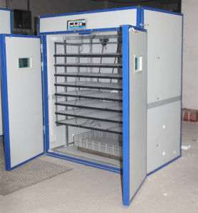 Market Popular 2112 Capacity Fully Automatic Chicken Eggs Incubator pictures & photos