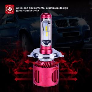 3 Year Warranty! 20W Automotive LED Lights 9003 2500lm Lo/Hi Car H4 LED Headlight Bulbs pictures & photos