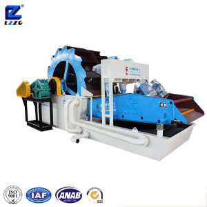 Lz26-35 Sand Washing Plant with Dewatering Screen with Hydrocyclone pictures & photos