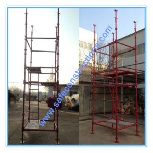 Safe Ce Approved Construction Scaffolding pictures & photos