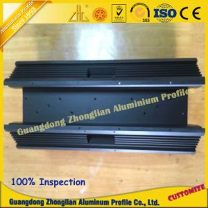 Anodized Colors Aluminum Profile for Furniture Porfile Cupboard Profile pictures & photos