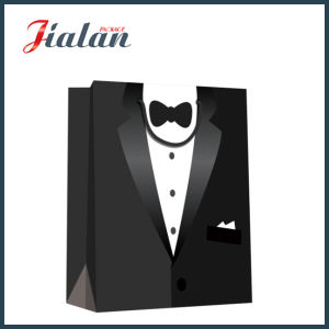 4c Printed M′s Clothing Packing Shopping Carrier Gift Paper Bag pictures & photos