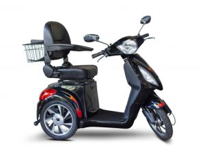 500W/800W Disabled Electric Tricycle with Deluxe Saddle (TC-016) pictures & photos