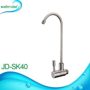 Jd-Sk25 Stainless Steel Kitchen Faucet Mixer Sink Tap with Rorate Spout pictures & photos