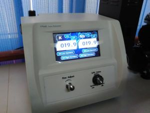 Digital Flame Photometer for K Na Test pictures & photos