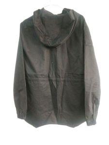 Jacket Adult New Black Zip Cotton Coat pictures & photos