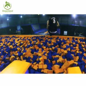 Flame Retardant Foam Blocks 150mm and 200 mm Foam Cubes for Sale pictures & photos