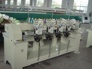 High Speed Embroidery Machine for Cap Tshirt and Fabric pictures & photos