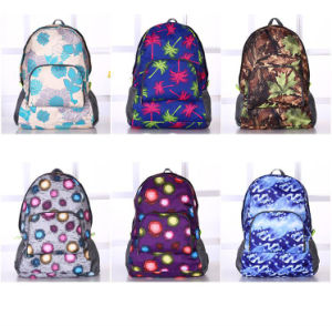 Hot Sales Folding Waterproof Stylor Travel Oxford Fabric Student/School Backpack pictures & photos