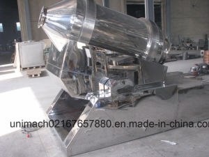 2D Mixer for Pharmaceutical, Chemical, Food pictures & photos