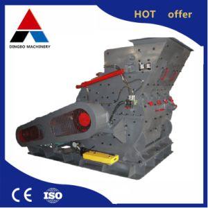 Quartz Crusher of 0-3mm Output, European Hammer Crusher with High Speed