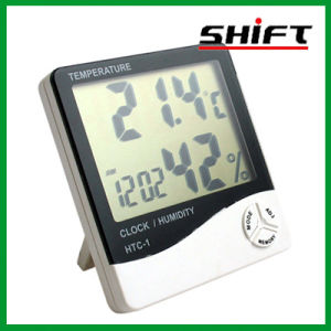 Digital Temperature and Humidity Meter (HTC-1)