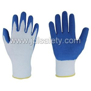 Cut Resistant Work Glove with Latex (LD8034) pictures & photos