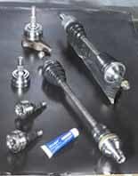 CV Joint Axles